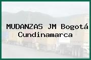 MUDANZAS JM Bogotá Cundinamarca