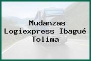 Mudanzas Logiexpress Ibagué Tolima