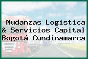 Mudanzas Logistica & Servicios Capital Bogotá Cundinamarca