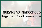 MUDANZAS MARCOPOLO Bogotá Cundinamarca