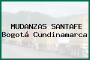MUDANZAS SANTAFE Bogotá Cundinamarca