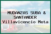 MUDANZAS SUBA & SANTANDER Villavicencio Meta