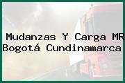 Mudanzas Y Carga MR Bogotá Cundinamarca