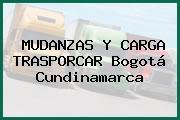 MUDANZAS Y CARGA TRASPORCAR Bogotá Cundinamarca