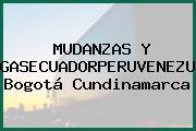 MUDANZAS Y CARGASECUADORPERUVENEZUELA Bogotá Cundinamarca
