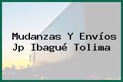 Mudanzas Y Envíos Jp Ibagué Tolima