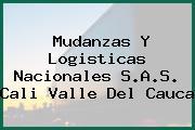 Mudanzas Y Logisticas Nacionales S.A.S. Cali Valle Del Cauca
