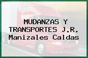 MUDANZAS Y TRANSPORTES J.R. Manizales Caldas