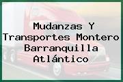 Mudanzas Y Transportes Montero Barranquilla Atlántico