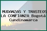 MUDANZAS Y TRASTEOS LA CONFIANZA Bogotá Cundinamarca