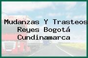 Mudanzas Y Trasteos Reyes Bogotá Cundinamarca