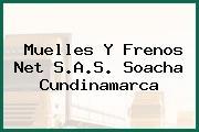 Muelles Y Frenos Net S.A.S. Soacha Cundinamarca