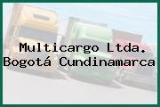 Multicargo Ltda. Bogotá Cundinamarca