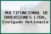 MULTIFUNCIONAL DE INVERSIONES LTDA. Envigado Antioquia