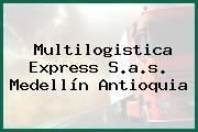 Multilogistica Express S.a.s. Medellín Antioquia