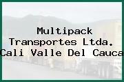 Multipack Transportes Ltda. Cali Valle Del Cauca