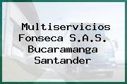 Multiservicios Fonseca S.A.S. Bucaramanga Santander