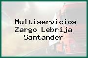 Multiservicios Zargo Lebrija Santander