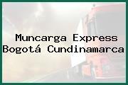 Muncarga Express Bogotá Cundinamarca