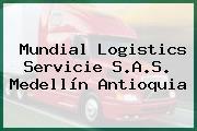 Mundial Logistics Servicie S.A.S. Medellín Antioquia