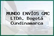 MUNDO ENVÍOS GMC LTDA. Bogotá Cundinamarca