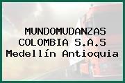 MUNDOMUDANZAS COLOMBIA S.A.S Medellín Antioquia