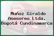 Muñoz Giraldo Asesores Ltda. Bogotá Cundinamarca