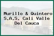 Murillo & Quintero S.A.S. Cali Valle Del Cauca