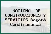 NACIONAL DE CONSTRUCCIONES Y SERVICIOS Bogotá Cundinamarca