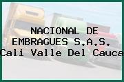 NACIONAL DE EMBRAGUES S.A.S. Cali Valle Del Cauca
