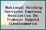 National Holding Services Empresa Asociativa De Trabajo Bogotá Cundinamarca