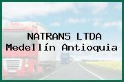 NATRANS LTDA Medellín Antioquia
