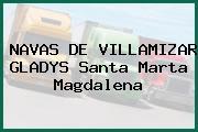 NAVAS DE VILLAMIZAR GLADYS Santa Marta Magdalena