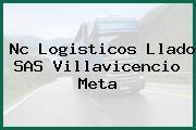 Nc Logisticos Llado SAS Villavicencio Meta