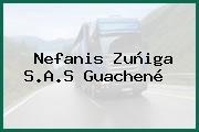 Nefanis Zuñiga S.A.S Guachené