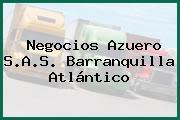 Negocios Azuero S.A.S. Barranquilla Atlántico