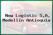 New Logistic S.A. Medellín Antioquia