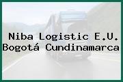 Niba Logistic E.U. Bogotá Cundinamarca