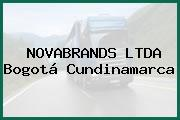 NOVABRANDS LTDA Bogotá Cundinamarca