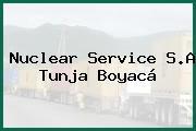 Nuclear Service S.A Tunja Boyacá