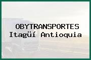 OBYTRANSPORTES Itagüí Antioquia