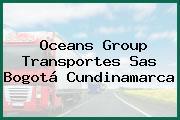 Oceans Group Transportes Sas Bogotá Cundinamarca