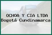OCHOA Y CIA LTDA Bogotá Cundinamarca