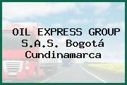 OIL EXPRESS GROUP S.A.S. Bogotá Cundinamarca