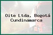 Oite Ltda. Bogotá Cundinamarca