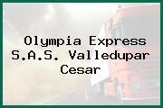 Olympia Express S.A.S. Valledupar Cesar