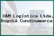O&M Logística Ltda. Bogotá Cundinamarca