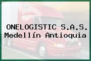 ONELOGISTIC S.A.S. Medellín Antioquia