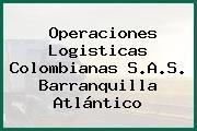 Operaciones Logisticas Colombianas S.A.S. Barranquilla Atlántico