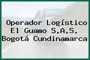 Operador Logístico El Guamo S.A.S. Bogotá Cundinamarca